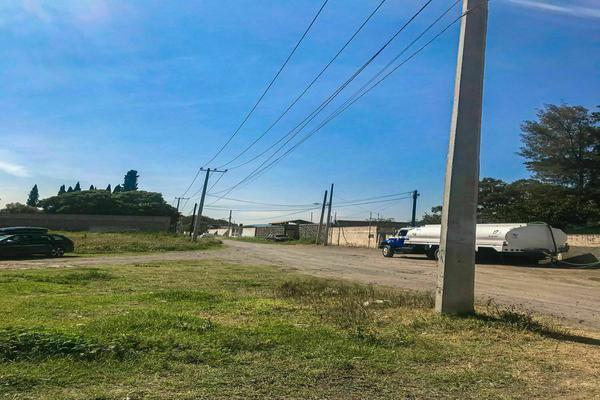 Foto de terreno habitacional en venta en benito juarez , san juan temamatla, temamatla, méxico, 20349890 No. 09