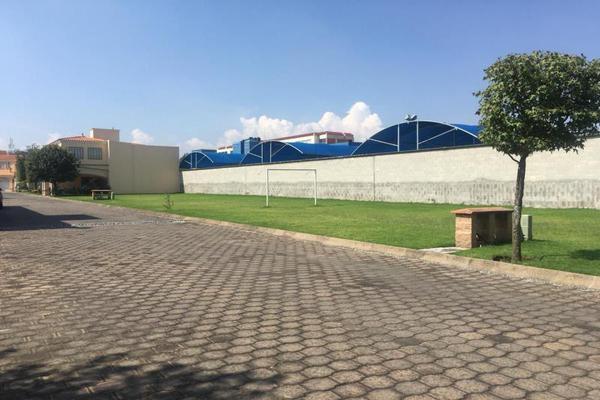 Foto de terreno habitacional en venta en benito juarez , san marino, metepec, méxico, 5931330 No. 01