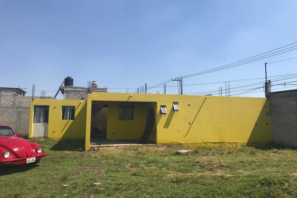 Foto de terreno habitacional en venta en benito juarez , san pablo autopan, toluca, méxico, 5735780 No. 02