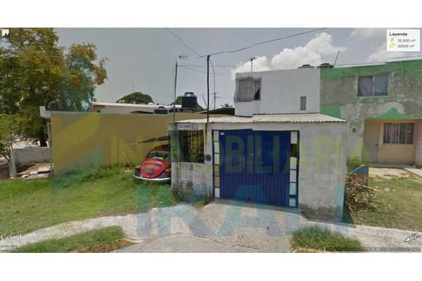 Foto de casa en venta en  , benito juárez, tuxpan, veracruz de ignacio de la llave, 5789172 No. 01