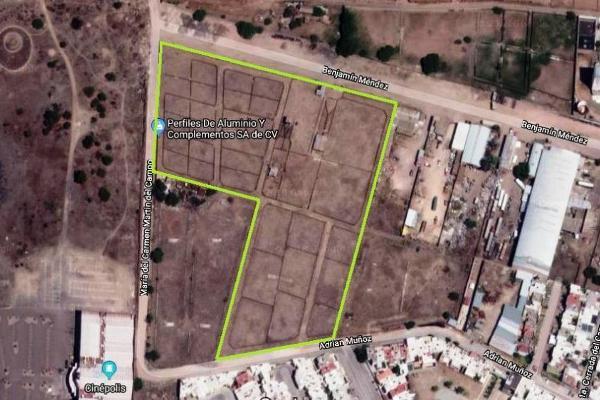 Foto de terreno comercial en renta en benjamín mendez , unidad ganadera, aguascalientes, aguascalientes, 5934358 No. 01