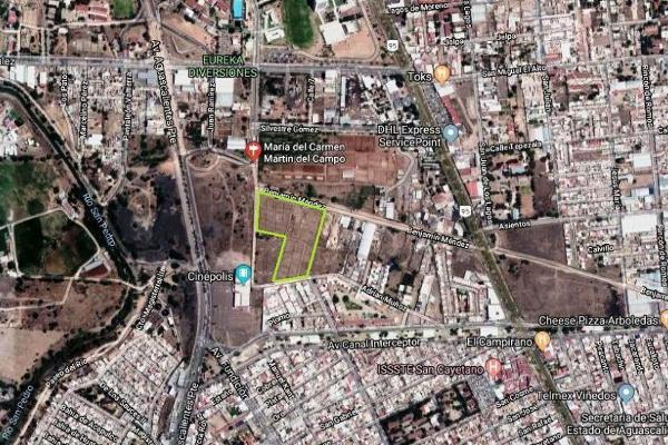 Foto de terreno comercial en renta en benjamín mendez , unidad ganadera, aguascalientes, aguascalientes, 5934358 No. 02