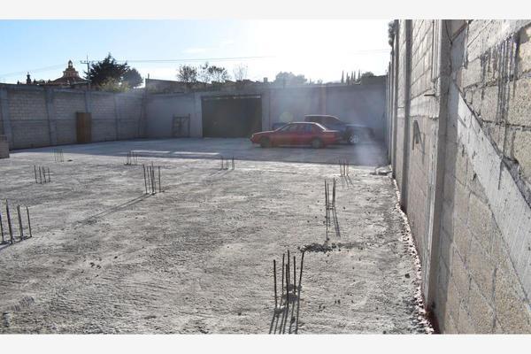 Foto de terreno comercial en venta en bernal 209, capultitlán centro, toluca, méxico, 19255033 No. 02