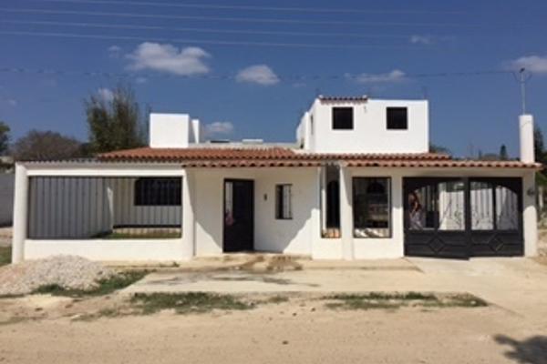 Foto de casa en venta en  , berriozabal centro, berriozábal, chiapas, 5350293 No. 01