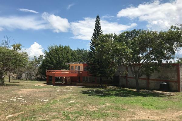 Foto de rancho en venta en  , berriozabal centro, berriozábal, chiapas, 6165392 No. 01