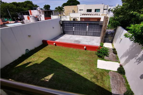 Foto de departamento en renta en  , bivalbo, carmen, campeche, 8382185 No. 09