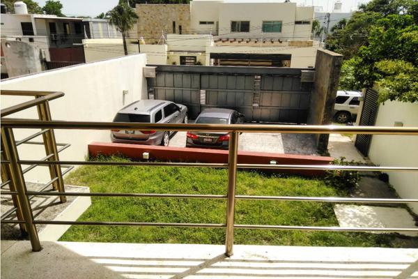 Foto de departamento en renta en  , bivalbo, carmen, campeche, 8382185 No. 14