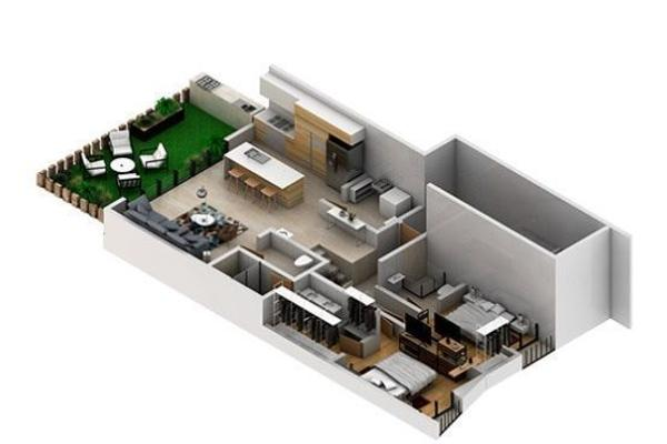 Foto de departamento en venta en biznaga, tierra pura , desarrollo habitacional zibata, el marqués, querétaro, 14021544 No. 05