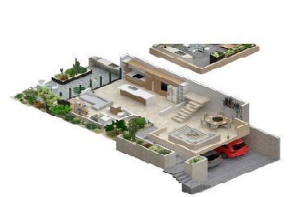 Foto de casa en venta en biznaga, tierra pura , desarrollo habitacional zibata, el marqués, querétaro, 14021742 No. 09