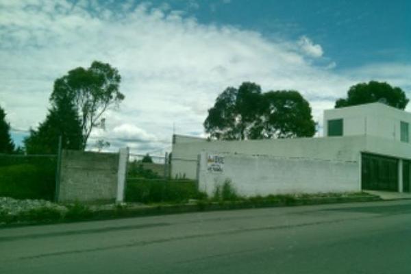 Foto de terreno habitacional en venta en blvr. emilio sanchez piedras , san josé tetel, yauhquemehcan, tlaxcala, 6170359 No. 01