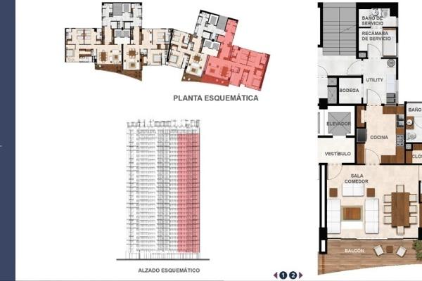 Foto de departamento en venta en blvrd. bosque real 30, bosque real, huixquilucan, méxico, 7140096 No. 02