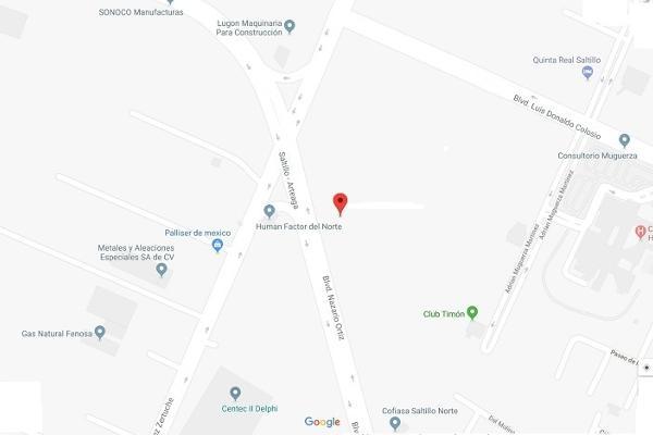 Foto de terreno comercial en renta en blvrd. nazario ortiz garza , virreyes obrera, saltillo, coahuila de zaragoza, 4635151 No. 08