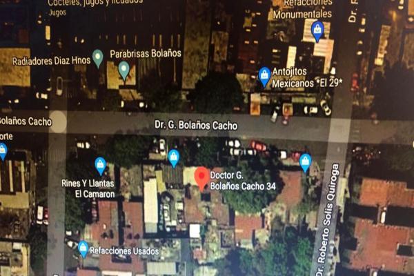 Foto de terreno industrial en venta en bolaños cacho 34, buenos aires, cuauhtémoc, df / cdmx, 14965809 No. 02