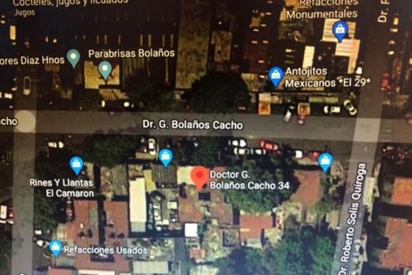 Foto de terreno industrial en venta en bolaños cacho 54, buenos aires, cuauhtémoc, df / cdmx, 0 No. 02