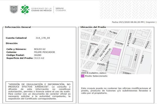 Foto de departamento en venta en boleo 62, felipe pescador, cuauhtémoc, df / cdmx, 16456997 No. 04