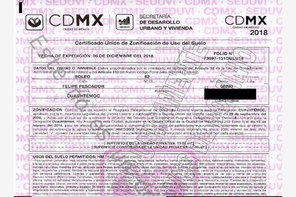 Foto de departamento en venta en boleo 62, felipe pescador, cuauhtémoc, df / cdmx, 16456997 No. 07