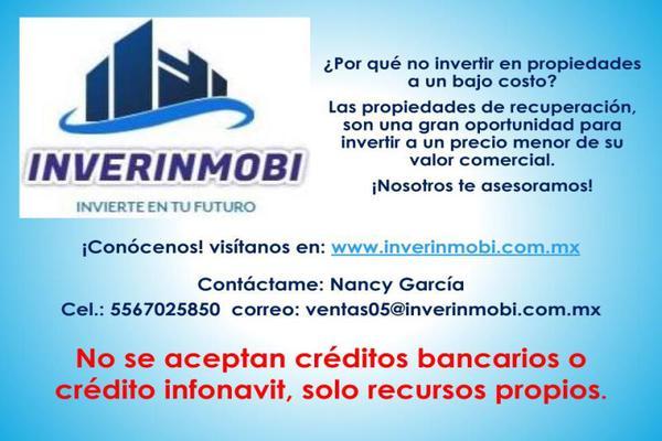 Foto de departamento en venta en boleo 62, felipe pescador, cuauhtémoc, df / cdmx, 20445724 No. 02