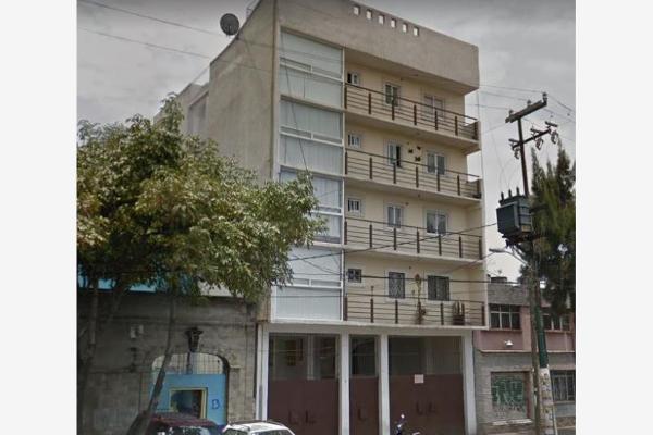 Foto de departamento en venta en boleo 9, nicolás bravo, venustiano carranza, df / cdmx, 12273502 No. 01