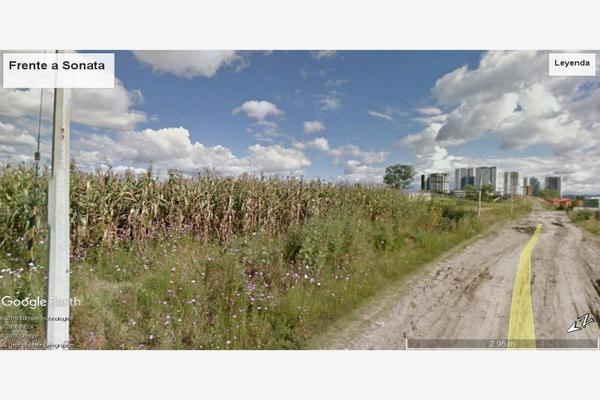 Foto de terreno habitacional en venta en bolevard los reyes y camino a san martinito , lomas de angelópolis, san andrés cholula, puebla, 6157057 No. 04
