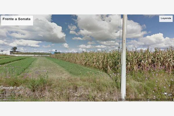 Foto de terreno habitacional en venta en bolevard los reyes y camino a san martinito , lomas de angelópolis, san andrés cholula, puebla, 6157057 No. 06