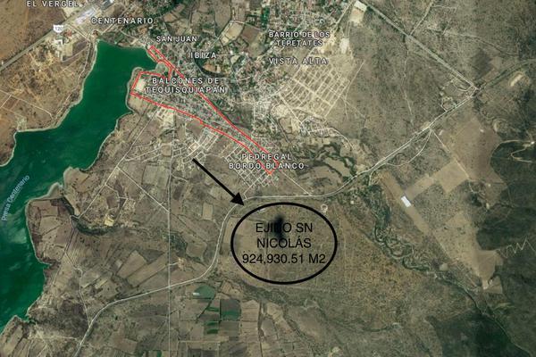 Foto de terreno comercial en venta en bordo blanco , bordo blanco, tequisquiapan, querétaro, 8431758 No. 02