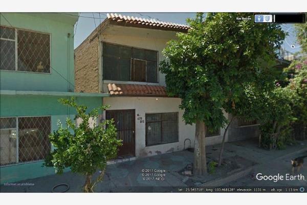 Foto de casa en venta en bordo de rio nazas 1675, arenal, torreón, coahuila de zaragoza, 5373600 No. 01