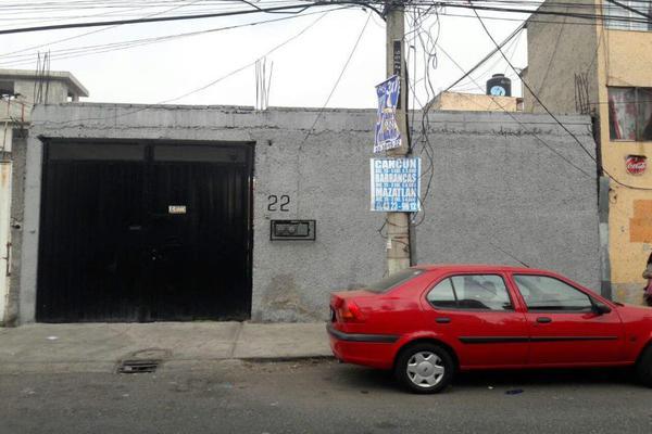 Foto de terreno habitacional en venta en borodin 22, vallejo, gustavo a. madero, df / cdmx, 0 No. 03