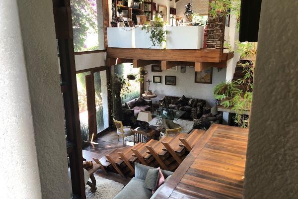 Foto de casa en venta en bosque de arces , bosque de las lomas, miguel hidalgo, df / cdmx, 7503614 No. 01