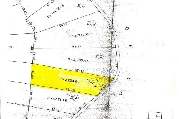 Foto de terreno habitacional en venta en bosque de las cañadas , las cañadas, zapopan, jalisco, 6124648 No. 07