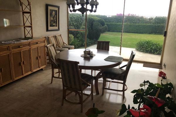 Foto de casa en venta en  , bosque de las lomas, miguel hidalgo, distrito federal, 5666061 No. 08