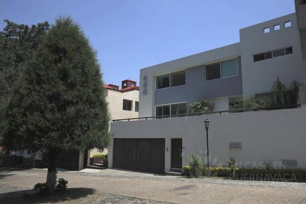 Foto de casa en venta en bosque de tétela 59, lomas de ahuatlán, cuernavaca, morelos, 6201653 No. 03