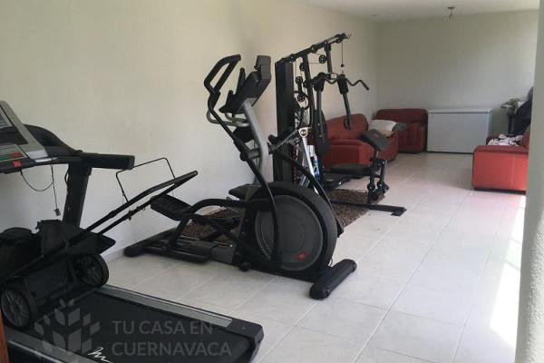 Foto de casa en venta en bosque de tétela 59, lomas de ahuatlán, cuernavaca, morelos, 6201653 No. 17