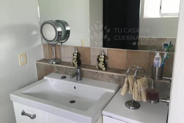 Foto de casa en venta en bosque de tétela 59, lomas de ahuatlán, cuernavaca, morelos, 6201653 No. 23