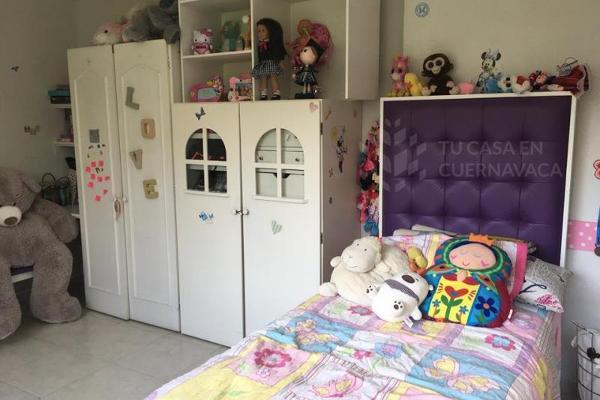 Foto de casa en venta en bosque de tétela 59, lomas de ahuatlán, cuernavaca, morelos, 6201653 No. 26
