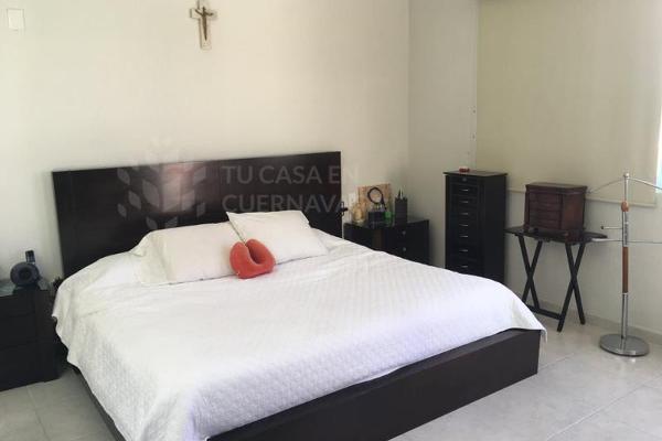 Foto de casa en venta en bosque de tétela 59, lomas de ahuatlán, cuernavaca, morelos, 6201653 No. 28