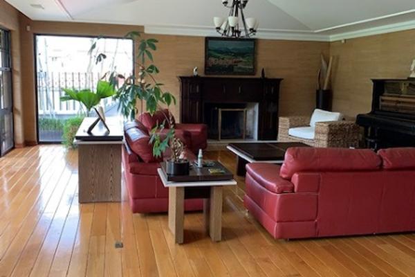 Foto de casa en venta en bosque de zapotes 191, bosque de las lomas, miguel hidalgo, df / cdmx, 7474761 No. 02