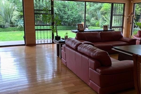 Foto de casa en venta en bosque de zapotes 191, bosque de las lomas, miguel hidalgo, df / cdmx, 7474761 No. 03