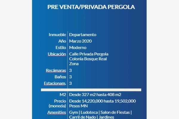 Foto de departamento en venta en bosque real 1110, bosque real, huixquilucan, méxico, 6167446 No. 10