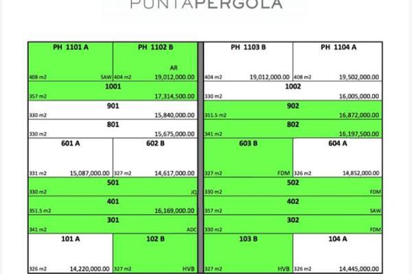 Foto de departamento en venta en bosque real 1110, bosque real, huixquilucan, méxico, 6167446 No. 11