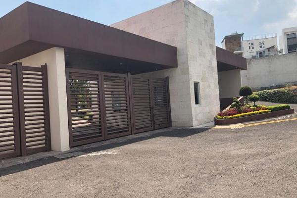 Foto de terreno habitacional en venta en bosque real , bosque real, huixquilucan, méxico, 5898867 No. 02