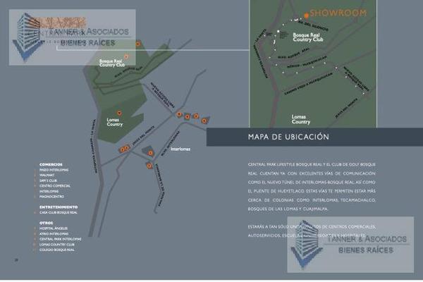 Foto de departamento en venta en  , bosque real, huixquilucan, méxico, 7482378 No. 15