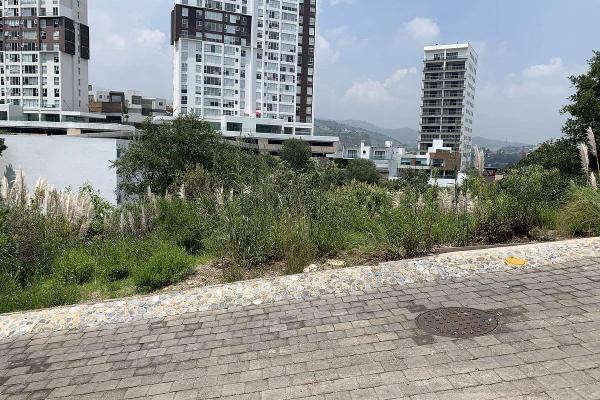 Foto de terreno habitacional en venta en  , bosque real, huixquilucan, méxico, 8901055 No. 01