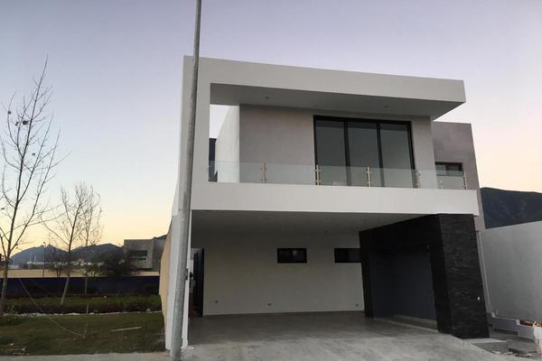 Foto de casa en venta en  , bosque residencial, santiago, nuevo león, 12833207 No. 01