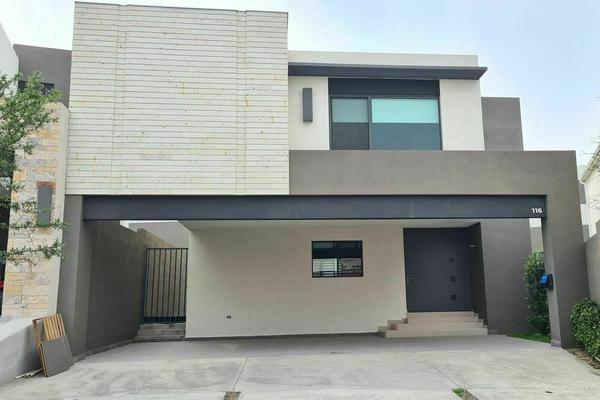 Foto de casa en renta en  , bosque residencial, santiago, nuevo león, 20352812 No. 01
