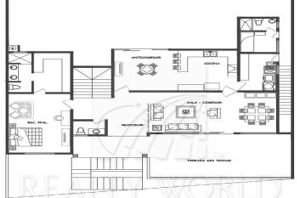 Foto de casa en venta en  , bosquencinos 1er, 2da y 3ra etapa, monterrey, nuevo león, 3118015 No. 04