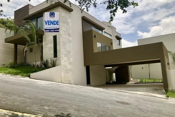 Foto de casa en venta en bosquencinos , bosquencinos 1er, 2da y 3ra etapa, monterrey, nuevo león, 14037792 No. 01