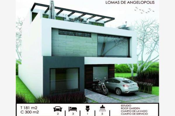 Foto de casa en venta en  , bosques de angelopolis, puebla, puebla, 7287010 No. 03