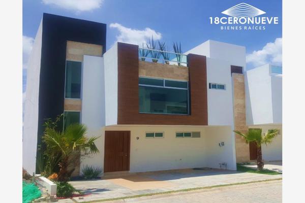 Foto de casa en venta en  , bosques de angelopolis, puebla, puebla, 9231340 No. 01
