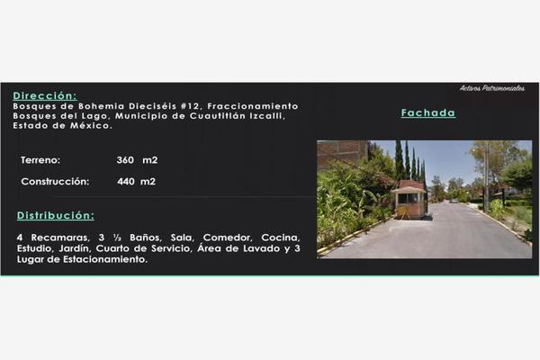 Foto de casa en venta en bosques de bohemia dieciseis 12, bosques del lago, cuautitlán izcalli, méxico, 7515272 No. 01