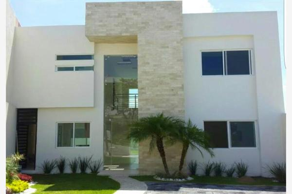 Foto de casa en venta en  , bosques de cuernavaca, cuernavaca, morelos, 8642247 No. 01